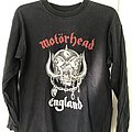 Motörhead - Fall Tour 99