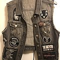 Girlfriends vest Battle Jacket