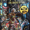 Somewhere In Time Backpatch plus Eddie Yellow Head