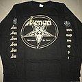 Venom - Welcome to hell, European tour 1995 TShirt or Longsleeve