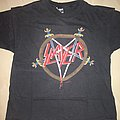 Slayer - Reign in blood US tour 86-87