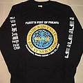 Relapse Records Fleet's fest of freaks 1992 Long Sleeve