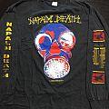 Napalm Death  - Gas Mask, European tour 1990 TShirt or Longsleeve