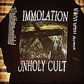 Immolation - Unholy Cult US tour