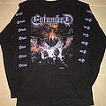 Entombed - Clandestine 1991 TShirt or Longsleeve