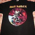 Iron Maiden - Virtual XI world tour  TShirt or Longsleeve