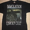 Immolation - Unholy Cult US tour 2002