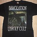 Immolation - Unholy Cult US tour 2002 TShirt or Longsleeve
