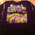 Nocturnus - TShirt or Longsleeve - Nocturnus  - Thresholds European tour 1992