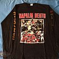 TShirt or Longsleeve - Napalm Death - Death by Manipulation Long Sleeve