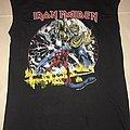 Original Iron Maiden  - Beast on the road world tour 1982 / 1983 TShirt or Longsleeve