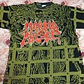 TShirt or Longsleeve - Morbid Angel - Logo/All Over Blessed are the sick 1991 Original