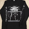 Dark Throne - Under a Funeral moon (Bootleg) Nythra print TShirt or Longsleeve