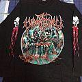 TShirt or Longsleeve - Vomitory - Blood Rapture European Tour 2002 Longsleeve, Original