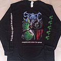 Seance - TShirt or Longsleeve - Seance  - fornever laid to rest (Repulsive Echo)