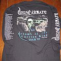 TShirt or Longsleeve - Disincarnate - Dreams of the carrion Kind, US Tour 1993