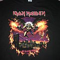 Iron Maiden  - Legacy of the Beast 2019, Brooklyn event dated shirt