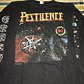 Pestilence - Spheres, European tour 1993 Original TShirt or Longsleeve