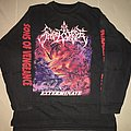 Angelcorpse - Exterminate long sleeve