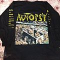Autopsy - Acts of the Unspeakable 1992 Long Sleeve Original Peaceville