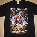 Iron Maiden - Book of souls 2017 Canadian event dates TShirt or Longsleeve