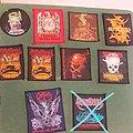 Sepultura - Patch - Various original patches