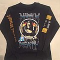 Napalm Death - Grind Crusher, US tour TShirt or Longsleeve