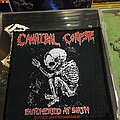 Cannibal Corpse - Patch - OG Cannibal Corpse - Butchered at birth patch