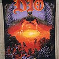 Dio - Other Collectable - backpatch dio last in line