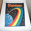 Dio - Other Collectable - backpatch rainbow down to earth 19......