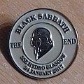 pin's black sabbath souvenir england 2017 Other Collectable