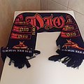 écharpe dio tour last in line 1984 1985 Other Collectable