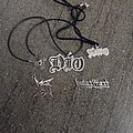 Dio Judas Metallica - Other Collectable - pendentif dio ..judas priest...metallica