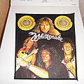 Whitesnake - Other Collectable - backpatch whitesnake année 80
