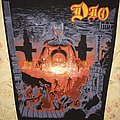Dio - Other Collectable - backpatch dio last in line purple