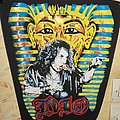 Dio - Other Collectable - backpatch dio egypt