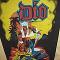Dio - Other Collectable - backpatch dio warrior