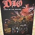 Dio - Other Collectable - backpatch dio lock up the wolves