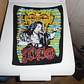 backpatch dio egypt 1980
