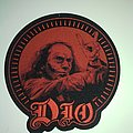 patch dio rond