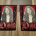 Dio - Other Collectable - backpatch dio portrait de ma collection perso X 2