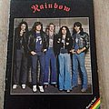 Rainbow - Other Collectable - programme rainbow 77
