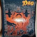 Dio - Other Collectable - backpatch dio last in line gris
