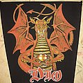 Dio - Other Collectable - backpatch dio dragon