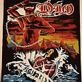 Dio - Other Collectable - backpatch dio holy diver