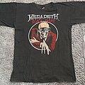 Megadeth - TShirt or Longsleeve - Megadeth - Black Friday 1987 European Tour Shirt