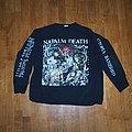 Napalm Death - Utopia Banished Shirt 1992
