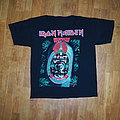 IRON MAIDEN Merry Christmas Happy New Beer Shirt