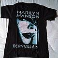 Marilyn Manson - Born Villain Tour 2012 TShirt or Longsleeve