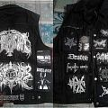 Battle Jacket - Black Metal Kutte